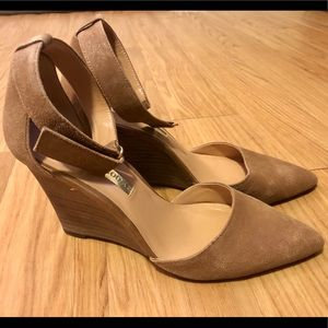 Audrey Brooke wedge shoes